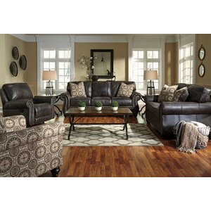 Conesville Configurable Living Room Set by Three Posts