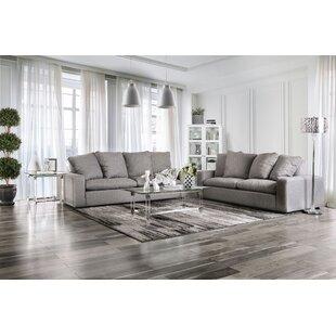 Ellington Circle Configurable Living Room Set by Latitude Run®