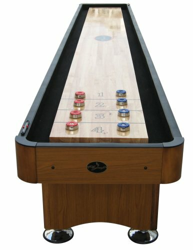 Woodbridge Shuffleboard Table by Playcraft