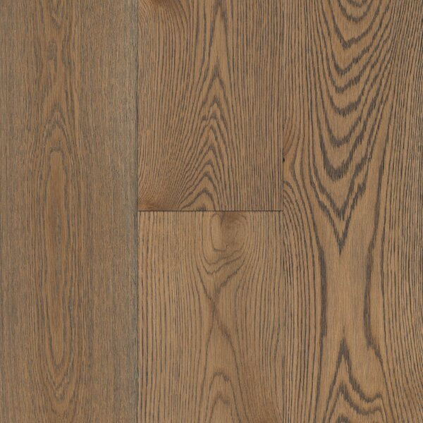 Modern Comfort 7 Engineered Oak Hardwood Flooring in Oatmeal Gray by Mohawk Flooring