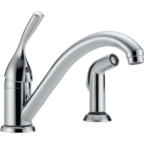 Core 100/300/400 Series Single Handle Kitchen Faucet with Diamond Seal Technology by Delta