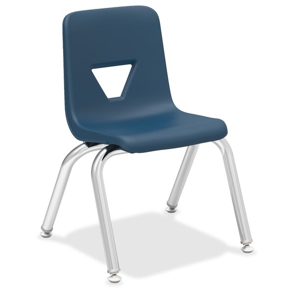 Classroom Plastic Classroom Chair (Set of 4) by Lo