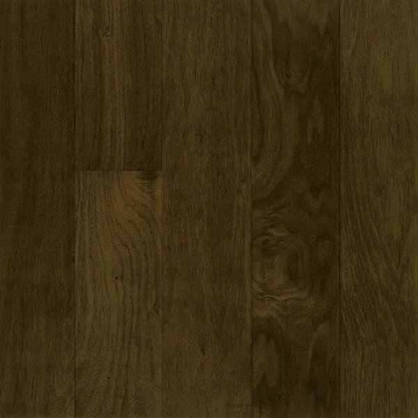 5 Engineered Walnut Hardwood Flooring in Deep Twilight by Armstrong Flooring