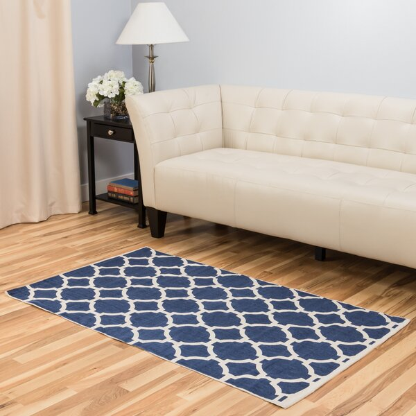 Blue Area Rug by Harbormill