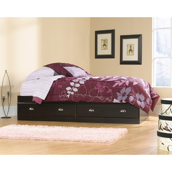 Farmington Twin Mates & Captains Bed with 2 Drawers by Harriet Bee