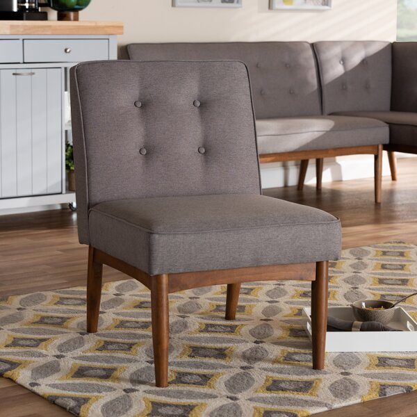 Bopp Upholstered Dining Chair by Corrigan Studio