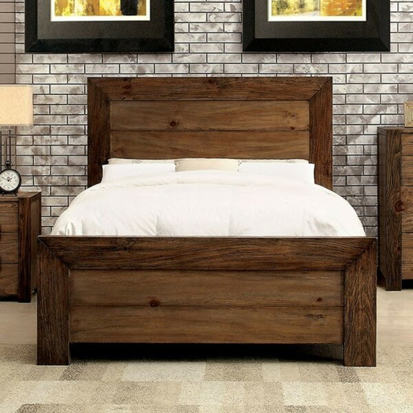 Russia Queen Platform Bed by Loon Peak