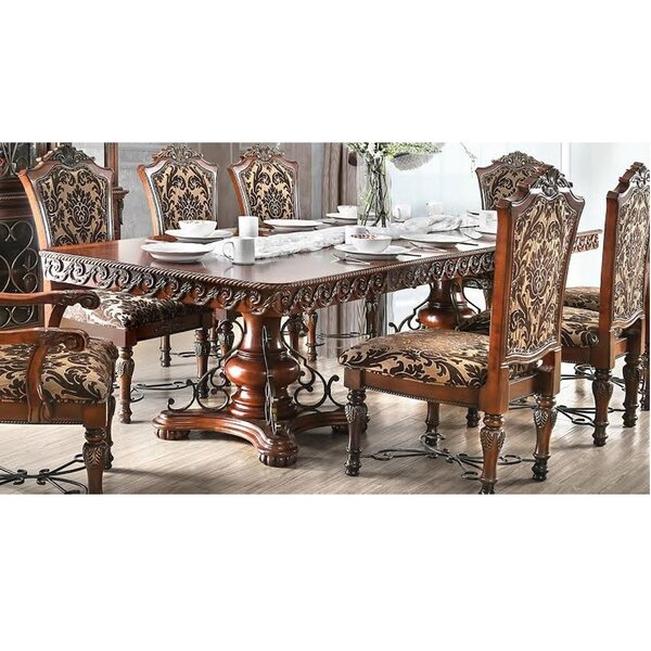 Alexandro Extendable Dining Table by Astoria Grand Astoria Grand