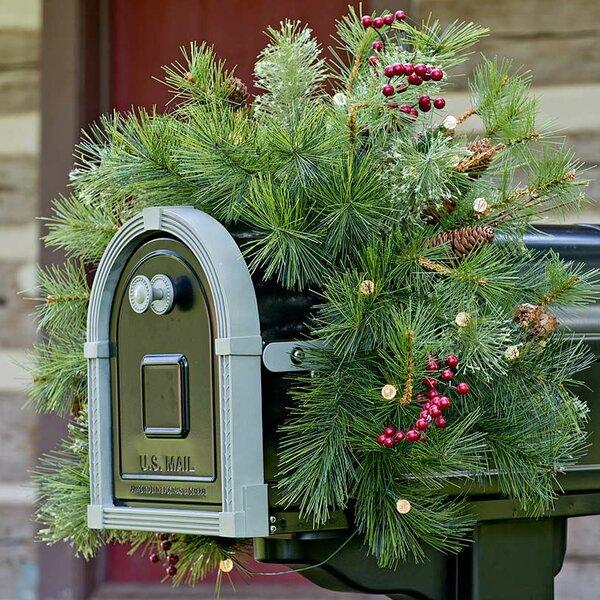 Christmas Mailbox.Christmas Mailbox Wayfair