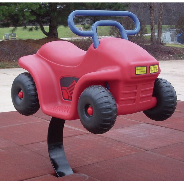 ATV C Spring Rider with Rail by Little Tikes Commercial