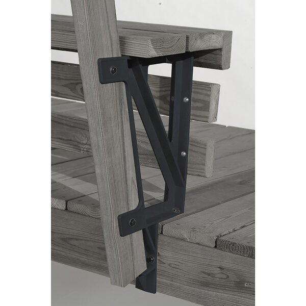 Deck Bench Bracket by 2x4 Basics