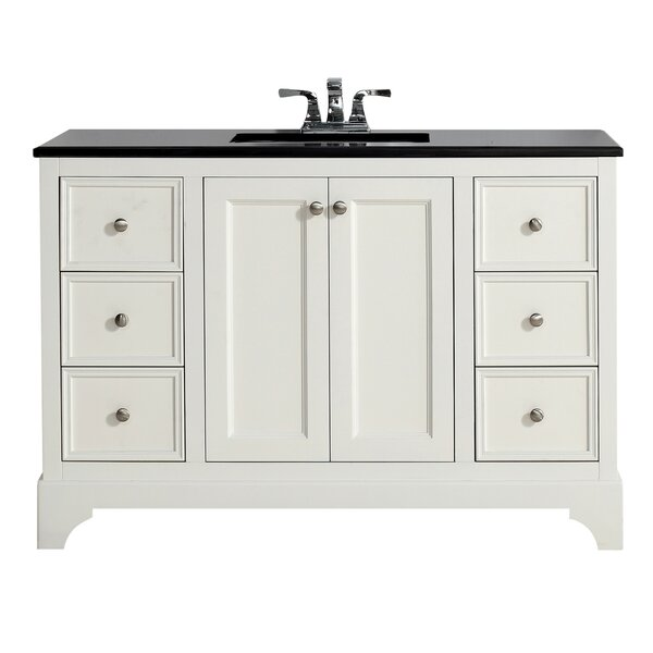 Cambridge 49 Single Bath Vanity Set by Simpli Home