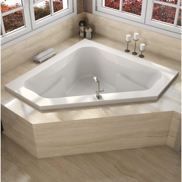 Signature® 60 x 60 Drop In Bathtub by Jacuzzi®