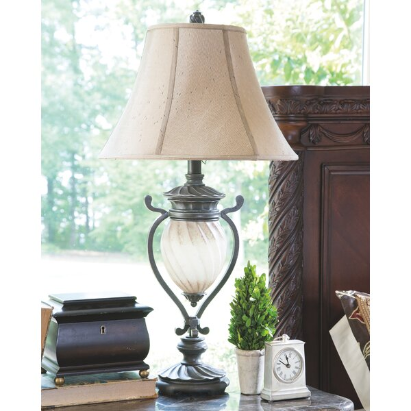 Courson 34 Table Lamp (Set of 4) by Fleur De Lis Living