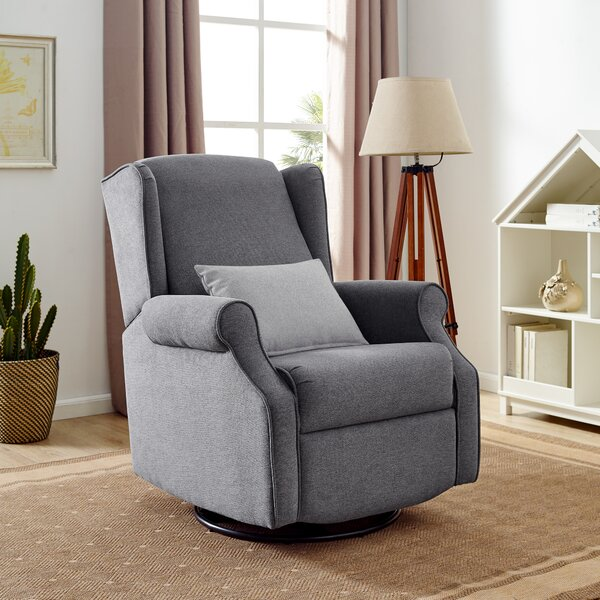 Coomes Swivel Glider by Harriet Bee