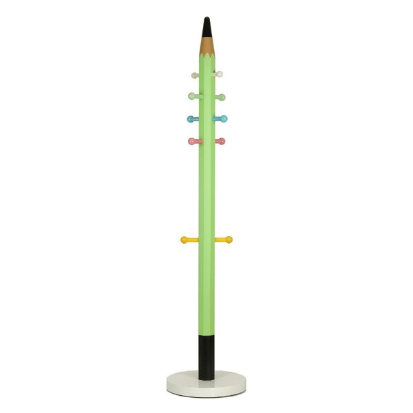 Pencil Coat Rack by Cortesi Home