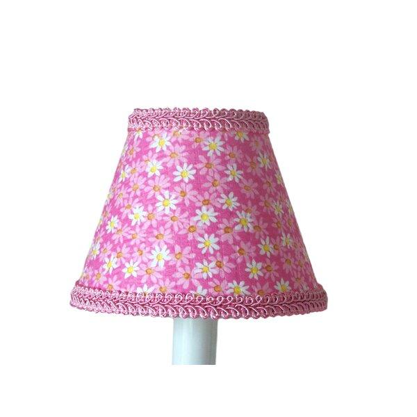 Ditzy Daisy 11 Fabric Empire Lamp Shade by Silly Bear Lighting