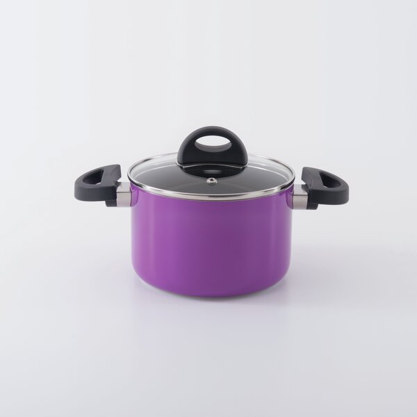 Eclipse Non-Stick Round Casserole by BergHOFF International