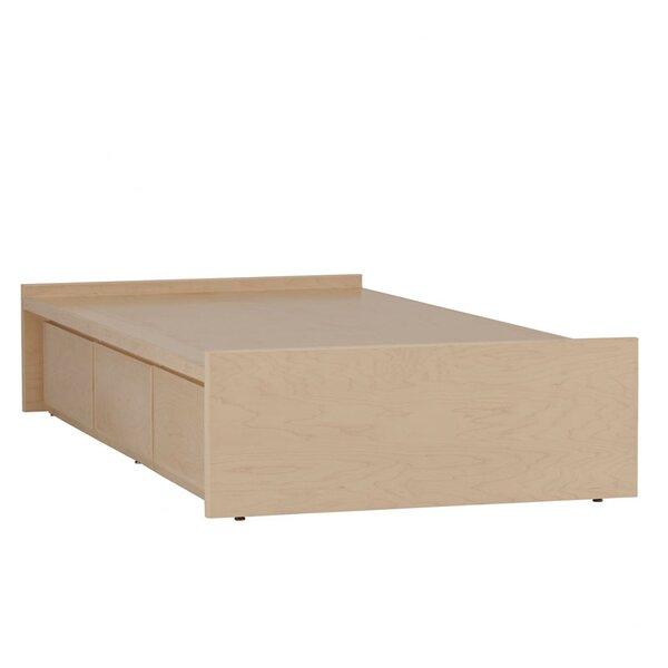 Kadon Platform Bed with Drawers by Orren Ellis