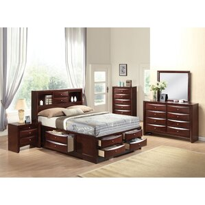 Schermerhorn Storage Platform Configurable Bedroom Set by Latitude Run