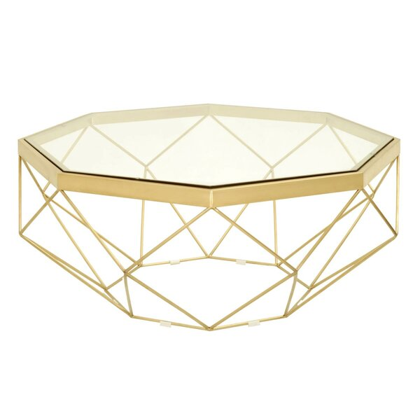 Albiero Coffee Table by Everly Quinn