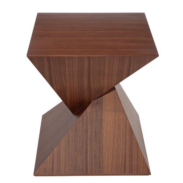 Binette End Table by Orren Ellis Orren Ellis
