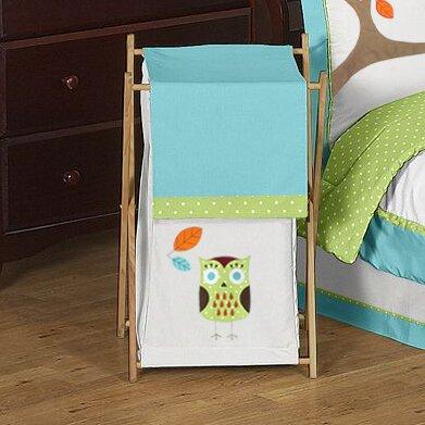Hooty Laundry Hamper by Sweet Jojo Designs
