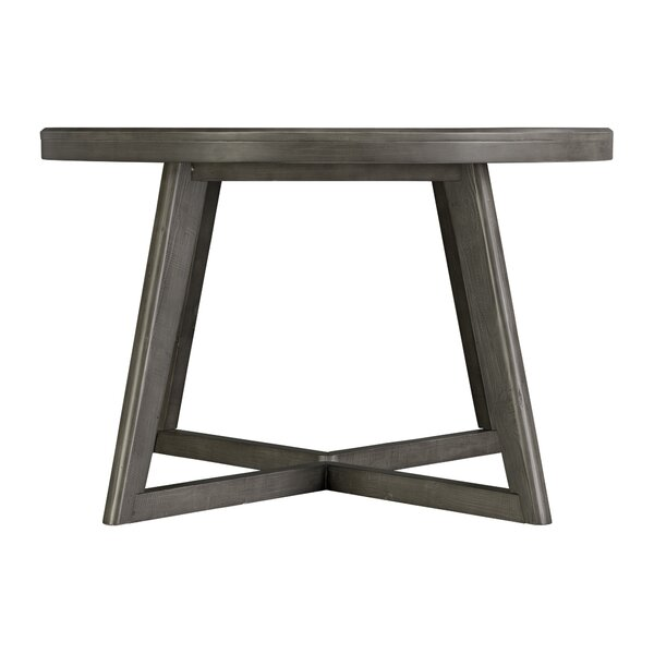 Bayle Solid Wood Dining Table by Laurel Foundry Modern Farmhouse