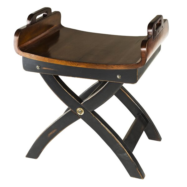 Fireside Stool by Authentic Models