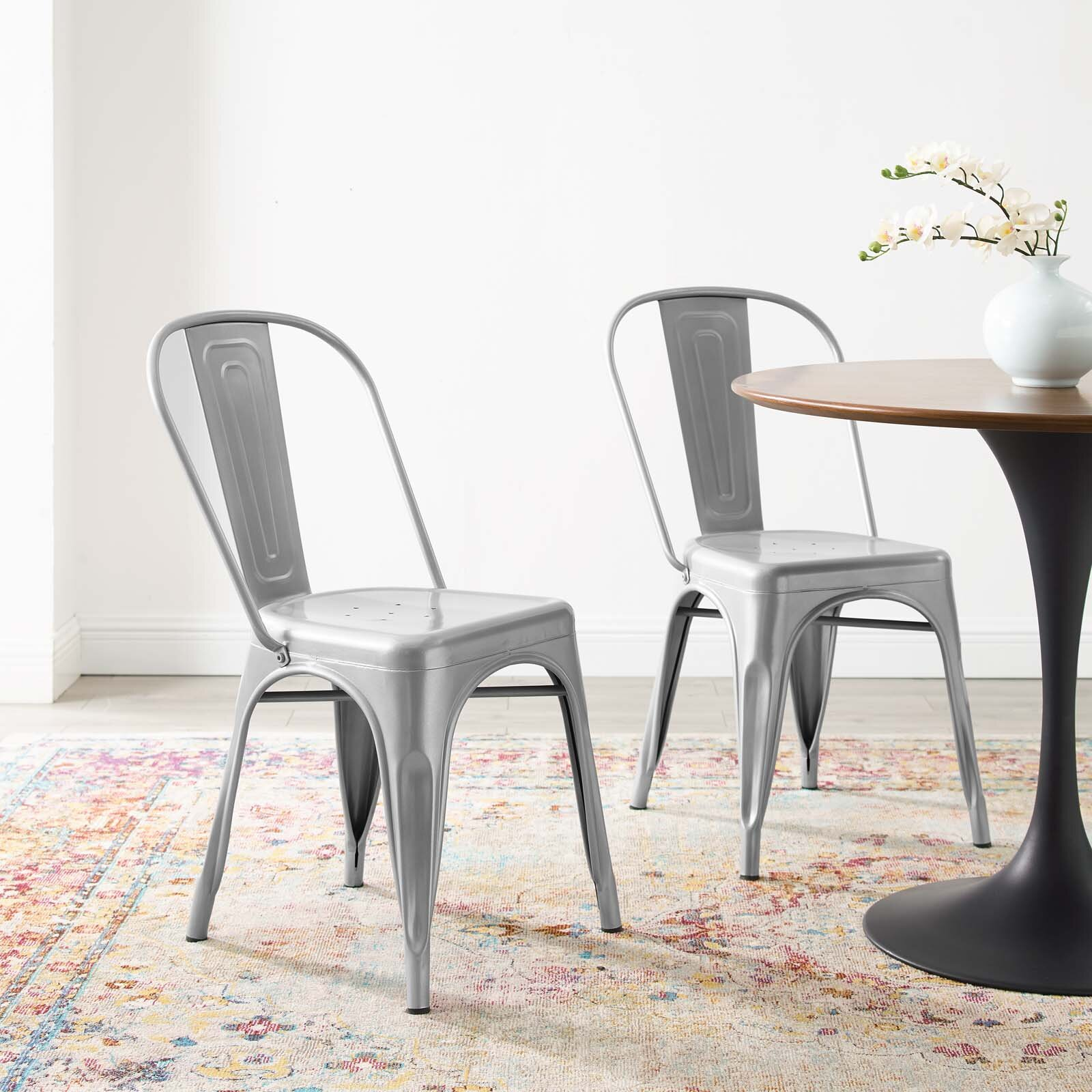Metal Music Chairs You Ll Love In 2021 Wayfair