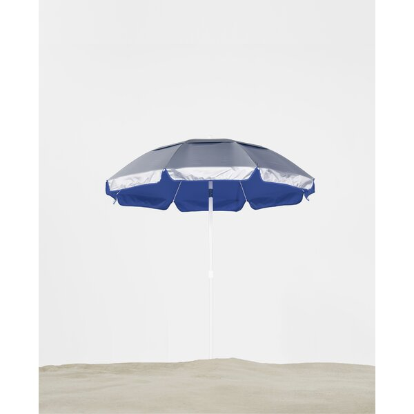 Lifeguard 6' Beach Umbrella by Frankford Umbrellas Frankford Umbrellas