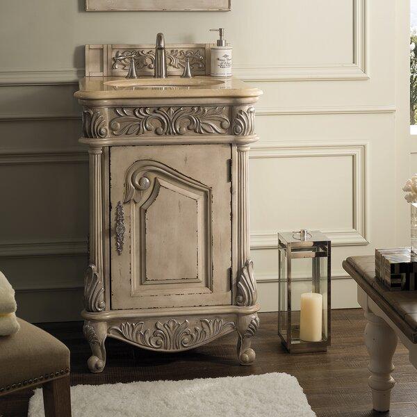 Paddington 24 Single Bathroom Vanity Set by Astoria Grand