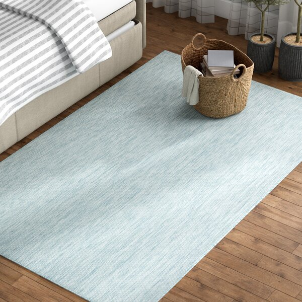 Janet Aquamarine Indoor/Outdoor Area Rug by Laurel Foundry Modern Farmhouse