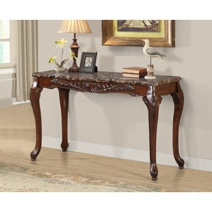 Boulder Console Table By Astoria Grand