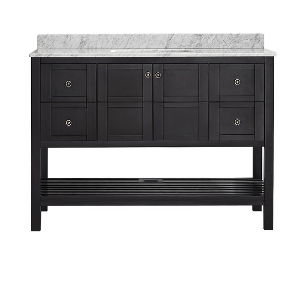 Marvelous Single Bathroom Vanities Gmtry Best Dining Table And Chair Ideas Images Gmtryco