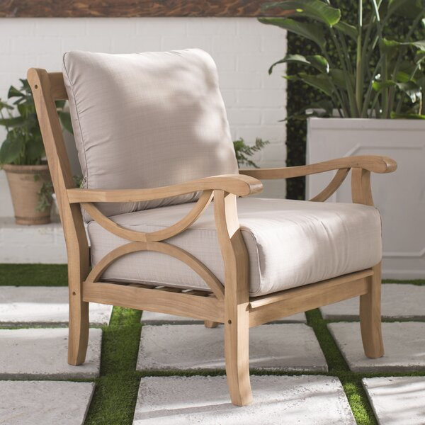 Brunswick Teak Chair by Birch Lane™