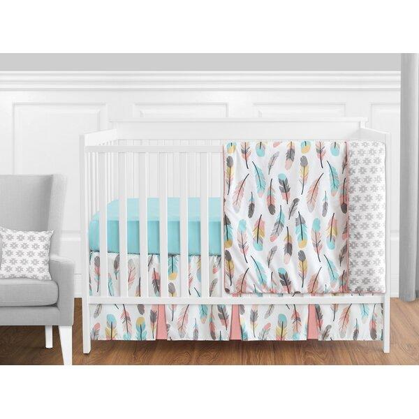Feather 11 Piece Crib Bedding Set by Sweet Jojo Designs