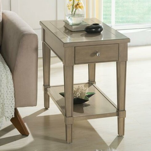Catalpa Chairside Table by Darby Home Co