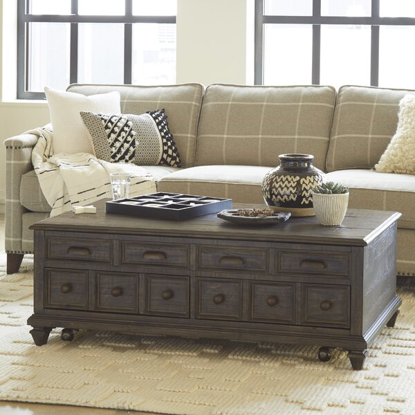 Siri Lift Top Coffee Table with Storage by Gracie Oaks Gracie Oaks