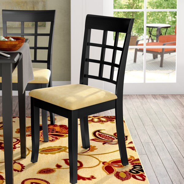 Oneill Modern Upholstered Dining Chair (Set of 2) by Andover Mills