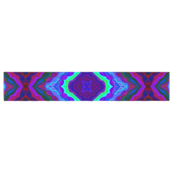 Nina May Kilim Table Runner by East Urban Home
