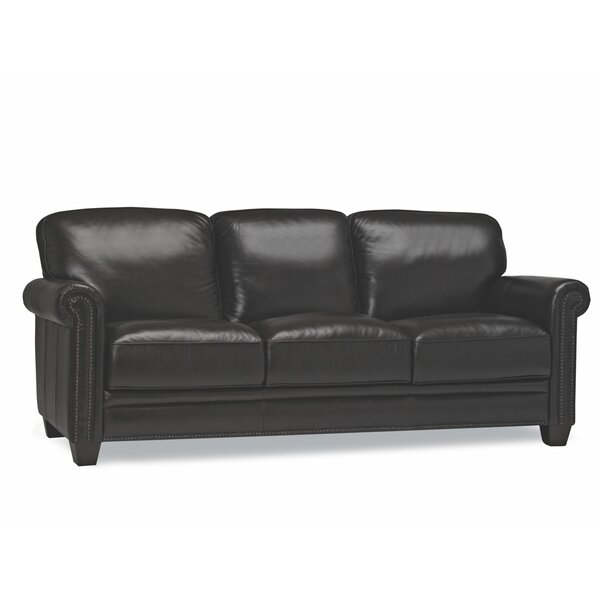 Mclachlan Leather Sofa by Red Barrel Studio