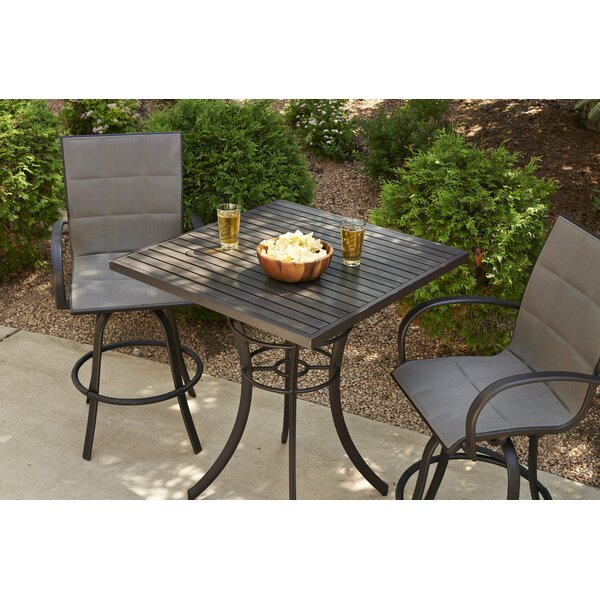 Empire  Bar Table by The Outdoor GreatRoom Company The Outdoor GreatRoom Company