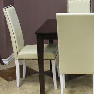 Blazing Parsons Chair (Set of 4) by Warehouse of Tiffany