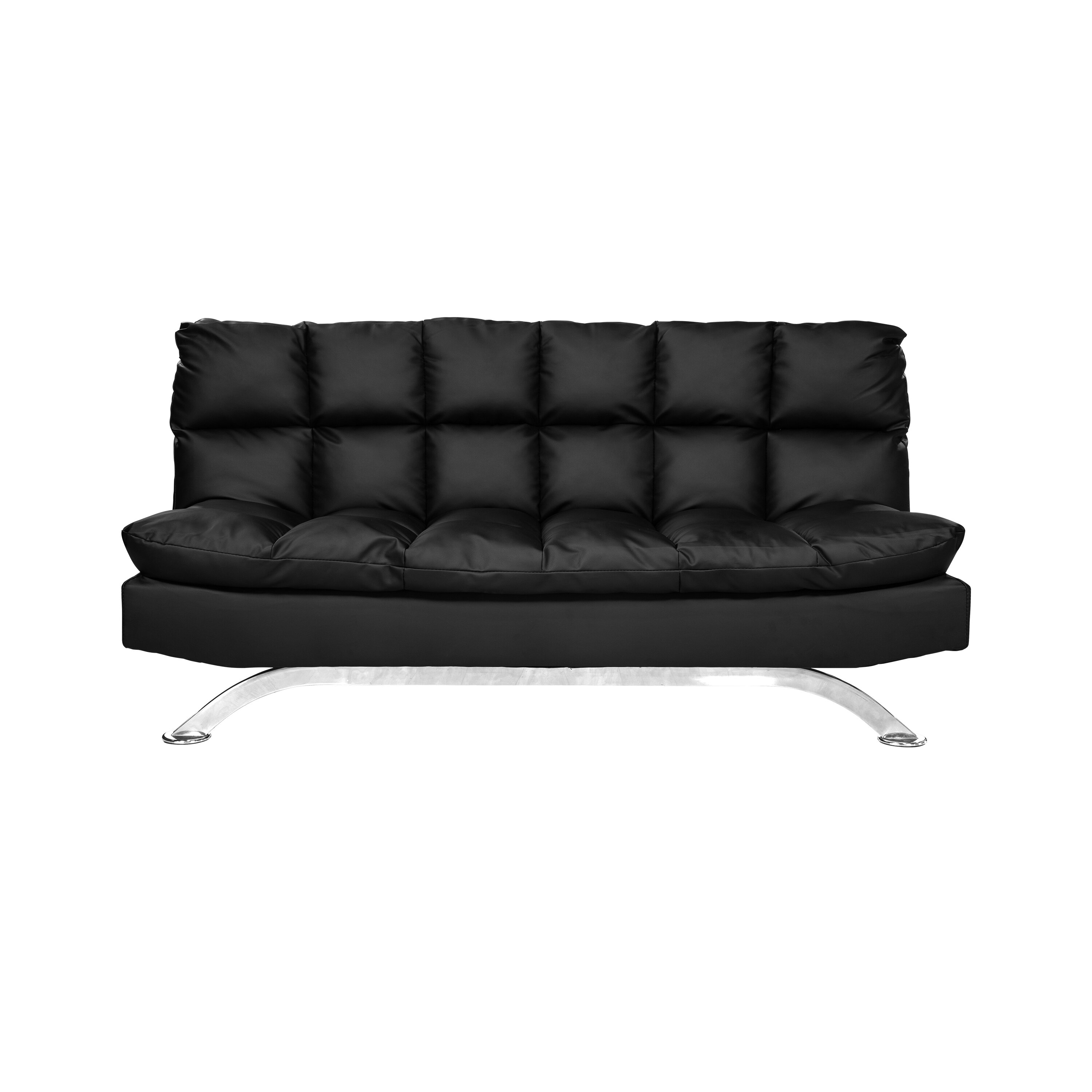 Swell Rhames Biscuit Back Convertible Sofa Theyellowbook Wood Chair Design Ideas Theyellowbookinfo