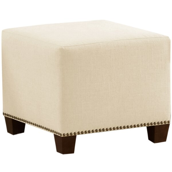 Chambers Cube Ottoman By Skyline Furniture #2