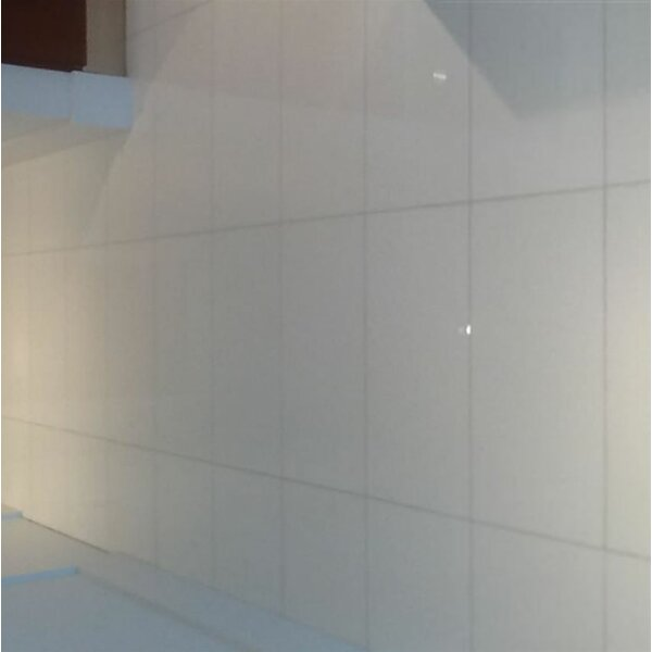 18 x 18 Glass Field Tile in White by MSI