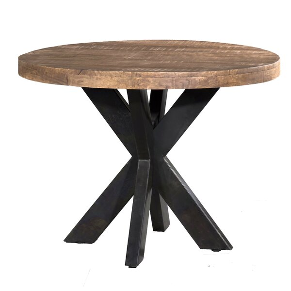 Elko X Base Dining Table by Ivy Bronx