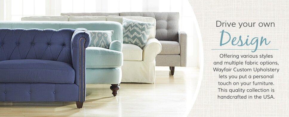 Attirant Wayfair Custom Upholstery