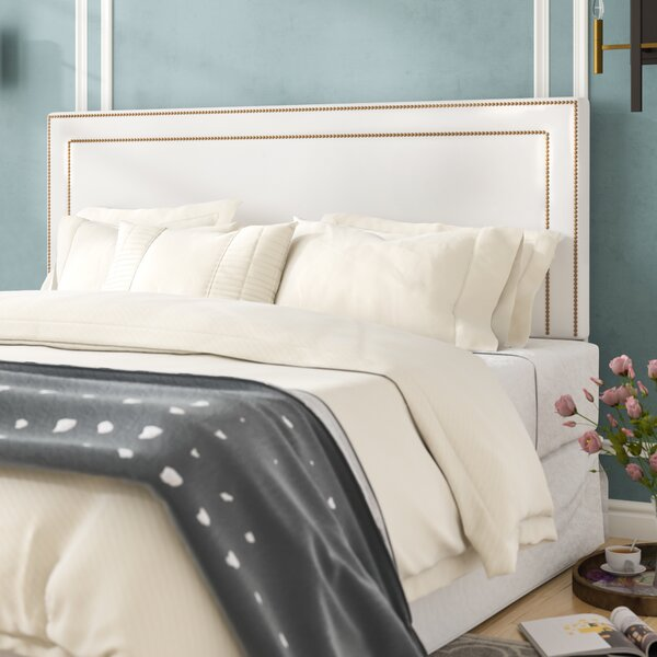 Euramo Upholstered Panel Headboard by Willa Arlo Interiors